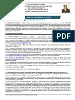 Edital Caxias Ma 2018 Acheconcursos