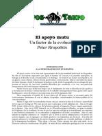 Kropotkin Peter - El Apoyo Mutuo