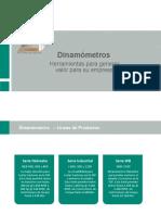 Dinamómetro MCH