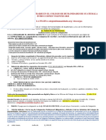 REQUISITOS PARA COLEGIARSE EN COLEGIO DE HUMANIDADES DE GUATEMALA 2018