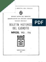 Boletín Histórico Nº 193-196_1977