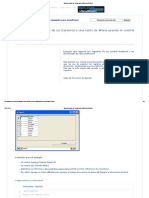 Exportar Datos de Visual Basic a Microsoft Word