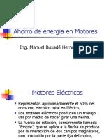 Ahorro de Energia en Motores Electricos