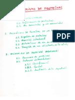 Catabolismo de Proteinas-Anexos