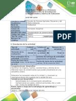 Guía de Actividades y Rúbrica de Evaluación - Tarea 2 - Calcular Índice de Calidad Del Aire