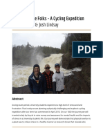 expedition management final report