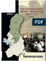 Plan Desarrollo Mancomunidad Del Norte Paceño Tropical