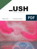 Plan de Marketing de LUSH (Análisis y reformulación)