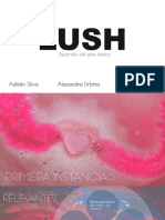 Plan de Marketing de LUSH (Análisis y reformulación)