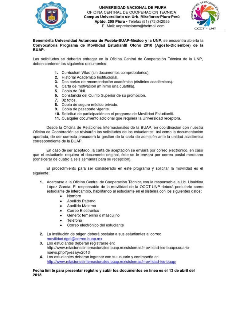 carta de recomendacin personal. rmendioluacjmx. carta practicas ...