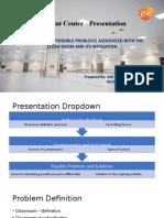 Assessment Centre - Presentation