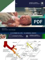 Síndrome de Adaptación pulmonar Y Taquipnea Transitoria del Recién nacido.