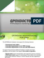 GPONDoctor Error Injection