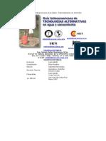 Guía Lationamericana de Tecnologías Alternativas en Agua y Saneamiento