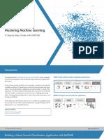 Machine Learning Workflow eBook