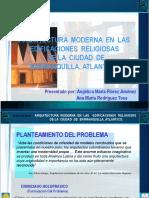 Presentacion Final Patrimonio Moderno de Barranquilla