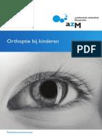 Orthoptie Bij Kinderen AZM Maastricht
