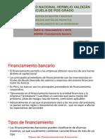 FINANCIAMIENTO BANCARIO