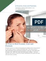 18 Ways to Beat Eczema.docx