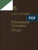 08 Linguaphone Icelandic Course Book