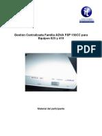 3390_Gestión Centralizada Familia ADVA FSP 150CC para Equipos 825 y 410