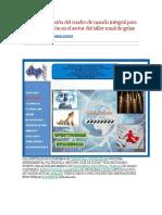 Diseño y Aplicación Del Cuadro de Mando Integral Para Mejorar La Gestión en El Sector Del Taller Zonal de Grúas