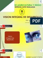 Vision Integral de Desarrollo