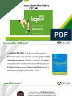 Instructivo APA
