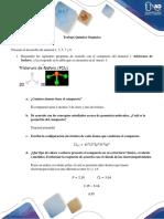Trabajo 01. Quimica Organica