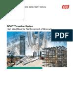 DSI GEWI Threadbar System EMEA