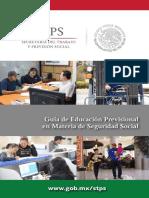 GUIA de Educacion Previsional