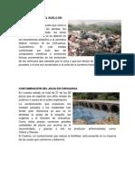 Contaminación en Chihuahua