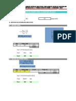 01 Poblacion y Caudal de Diseño Union Rosales