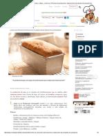 Revista Cómo Es El Proceso de Producción y Elaboración de Productos de Panadería