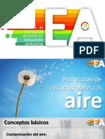 Protección Recursos Abioticos - Aire