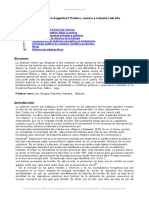 A Nueva Energia Argentina Politica Ciencia e Industria Del Litio