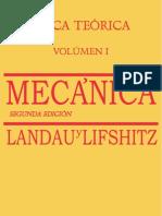 Mecanica Landau