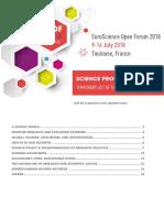ESOF 2018 Toulouse - Science Programme - Vtemp