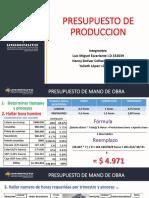 Presupuesto de Produccion - Exp (1)