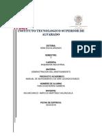 Instituto Tecnologico Superior de Alvarado Ign 12