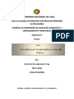 Acuiferon en Sudamerica