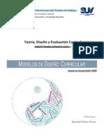 LECT66 Diseño Curricular