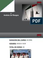 00Curso Análisis de Riesgos Material de Instrucción_CAP. SUP JULIO 2016