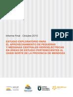 informe minicentrales