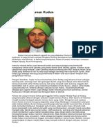 Biografi Sunan Kudus