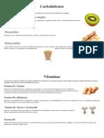 Hogar Nutrientes