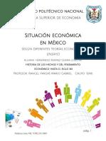 Ensayo - Situación Económica en México