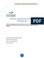 Informe General de Práctica Profesional Para Sistematizar de Alumna Aliaga ( Corrección )