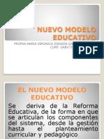 Nuevo Modelo Educativo Tarea1