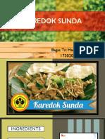 Karedok Sunda